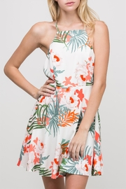 HYFVE Floral Print Dress - Product Mini Image