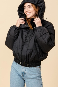 Shoptiques Product: Hooded Puffer Jacket