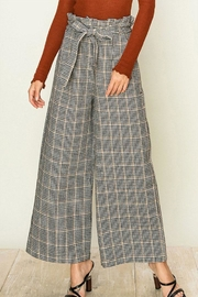 HYFVE Houndstooth Paperbag Pants - Product Mini Image