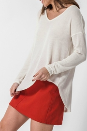 HYFVE Jane Waffle Thermal - Front full body