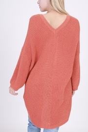 HYFVE Lace Up Sweater - Front full body