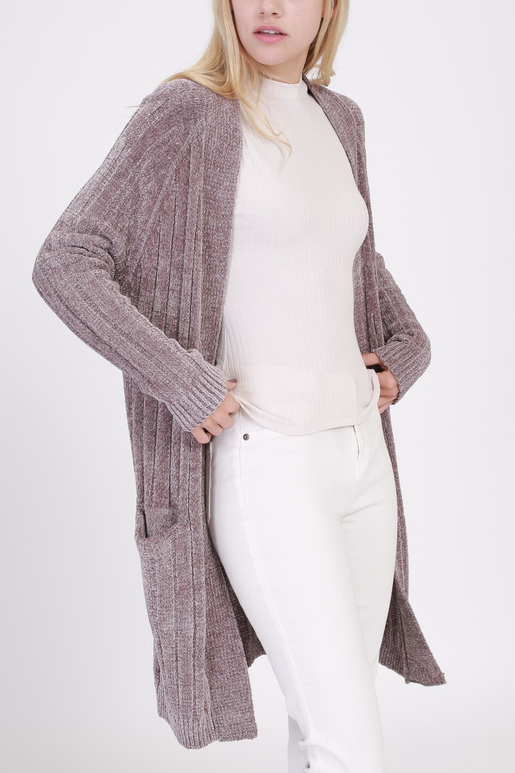 HYFVE Long Cardigan Sweater from New York City by Dor L'Dor ...