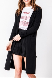 HYFVE Long Open Cardigan - Front cropped