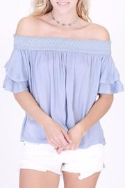 HYFVE Off Shoulder Top - Product Mini Image
