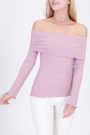 HYFVE Off The Shoulder Top - Product Mini Image