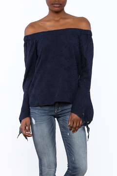 Shoptiques Product: Off The Shoulder Top