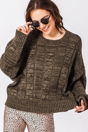 HYFVE Olivelious Sweater - Front full body