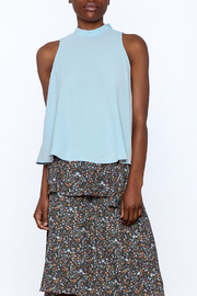 HYFVE Sleeveless Tulip Top - Front cropped