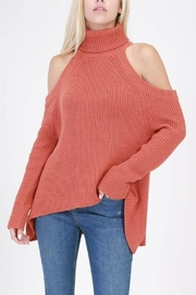 HYFVE Open Shoulder Sweater - Product Mini Image