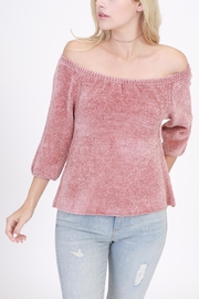 HYFVE Off Shoulder Sweater - Product Mini Image