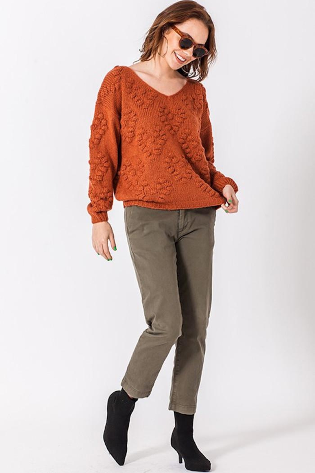 HYFVE Our Today Sweater - Main Image