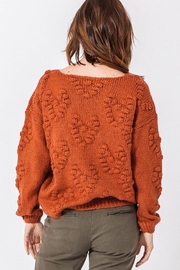 HYFVE Our Today Sweater - Back cropped