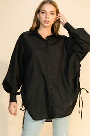 HYFVE Oversized Button Shirt - Product Mini Image