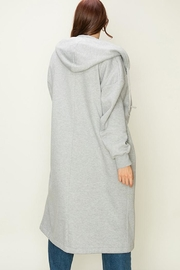 HYFVE Oversized Hooded Cardigan - Side cropped