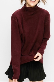HYFVE Oversized Turtleneck Sweater - Product Mini Image