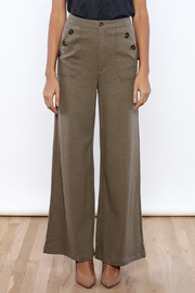 HYFVE High Waisted Pant - Side cropped