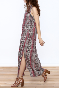 Shoptiques Product: Mix Print Maxi Dress