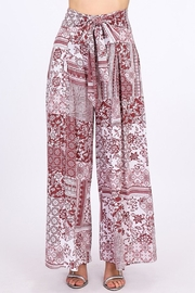 HYFVE Print Wide Pants - Product Mini Image