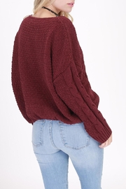 HYFVE Pullover Cropped Sweater - Front full body