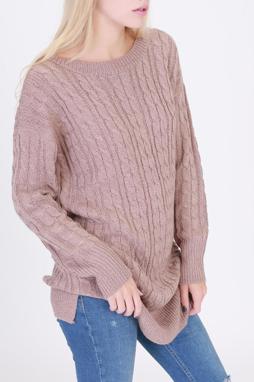 HYFVE Pullover Sweater - Front Cropped Image
