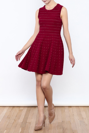 HYFVE Red Dress - Front full body