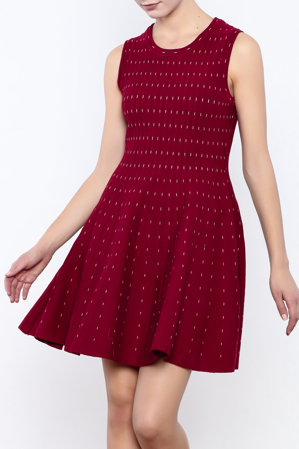 HYFVE Red Dress - Main Image