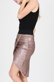 HYFVE Sequin Tulip Skirt - Side cropped