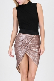 HYFVE Sequin Tulip Skirt - Product Mini Image