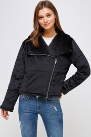 HYFVE Shawl Puffer Jacket - Product Mini Image