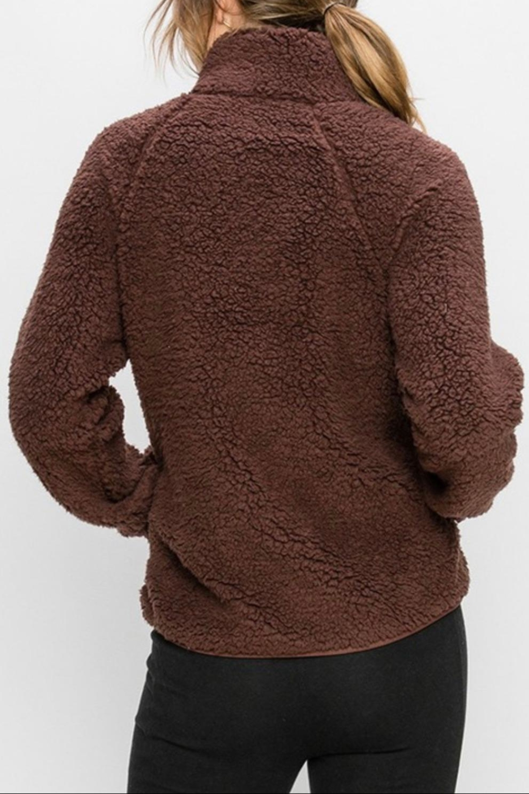 HYFVE Sherpa-Fleece With Pockets - Front Full Image