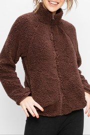 HYFVE Sherpa-Fleece With Pockets - Front cropped