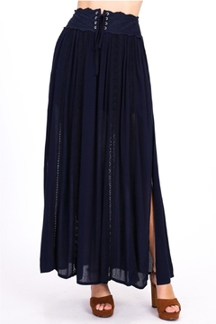 HYFVE Slit Maxi Skirt - Product List Image