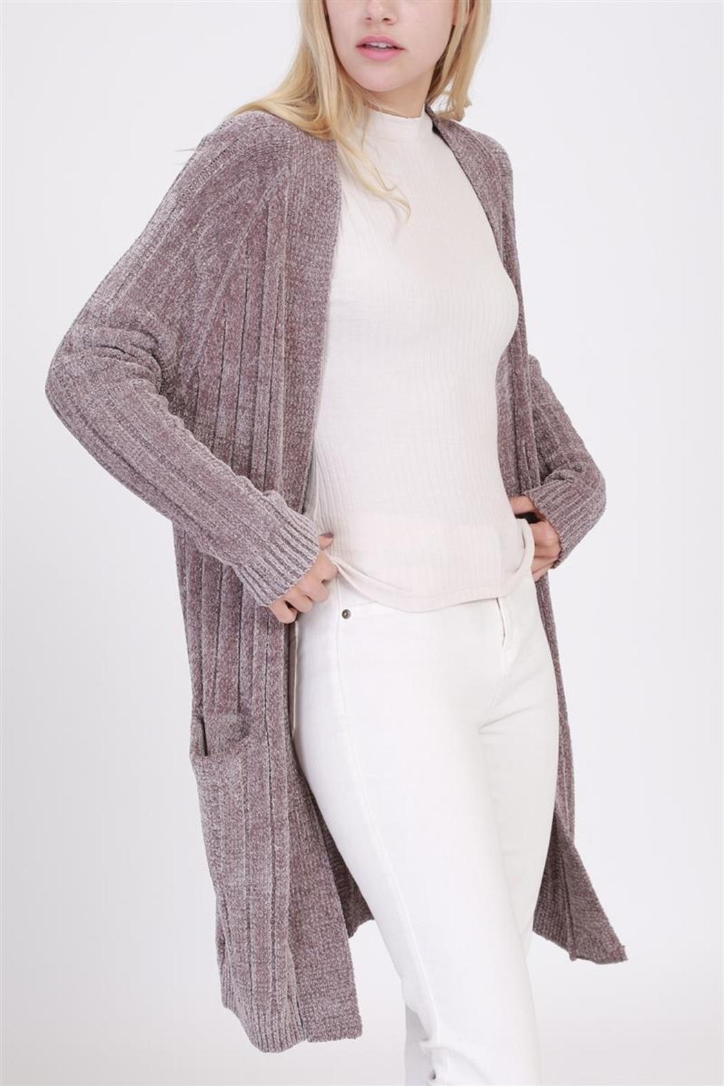 HYFVE Soft Cardigan Sweater from New York City by Dor L'Dor ...