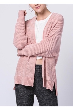 Shoptiques Product: Soft Pink Cardigan