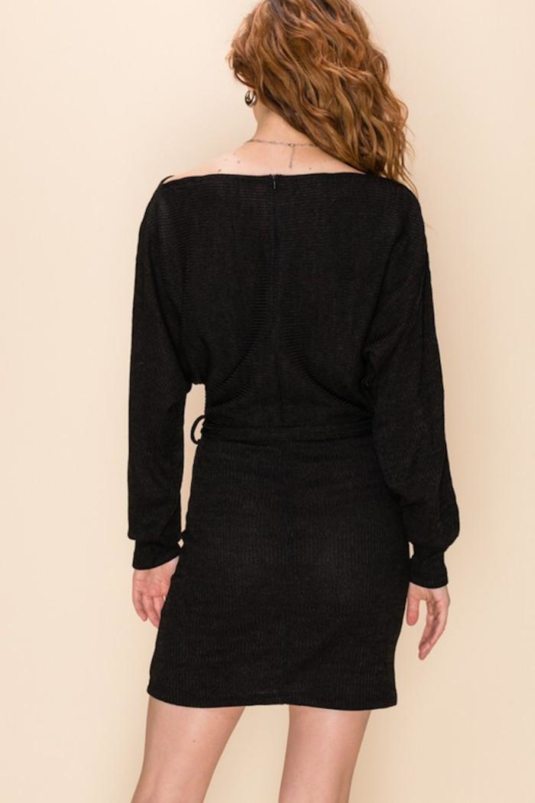 HYFVE Standing Tall Dress - Back Cropped Image