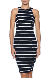 HYFVE Striped Dress - Product Mini Image