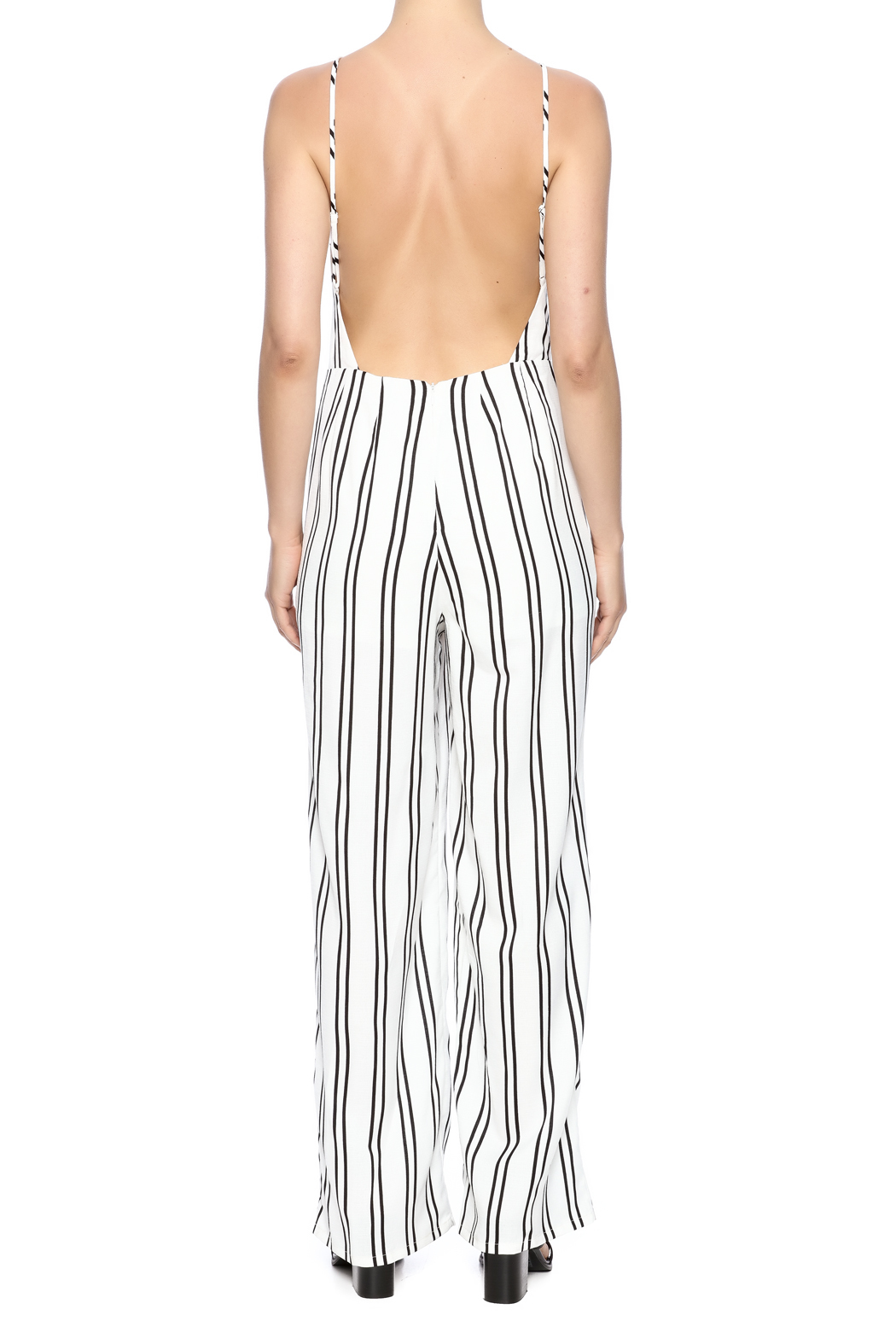 44771277f8f HYFVE Striped Jumpsuit from New York by Dor L Dor — Shoptiques