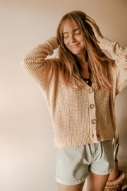 HYFVE The Flora Cardigan - Front cropped