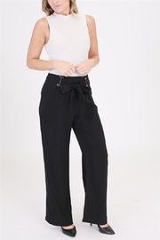 HYFVE Tie Front Pants - Product Mini Image