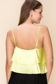 HYFVE Tiered Ruffle Cami - Side cropped