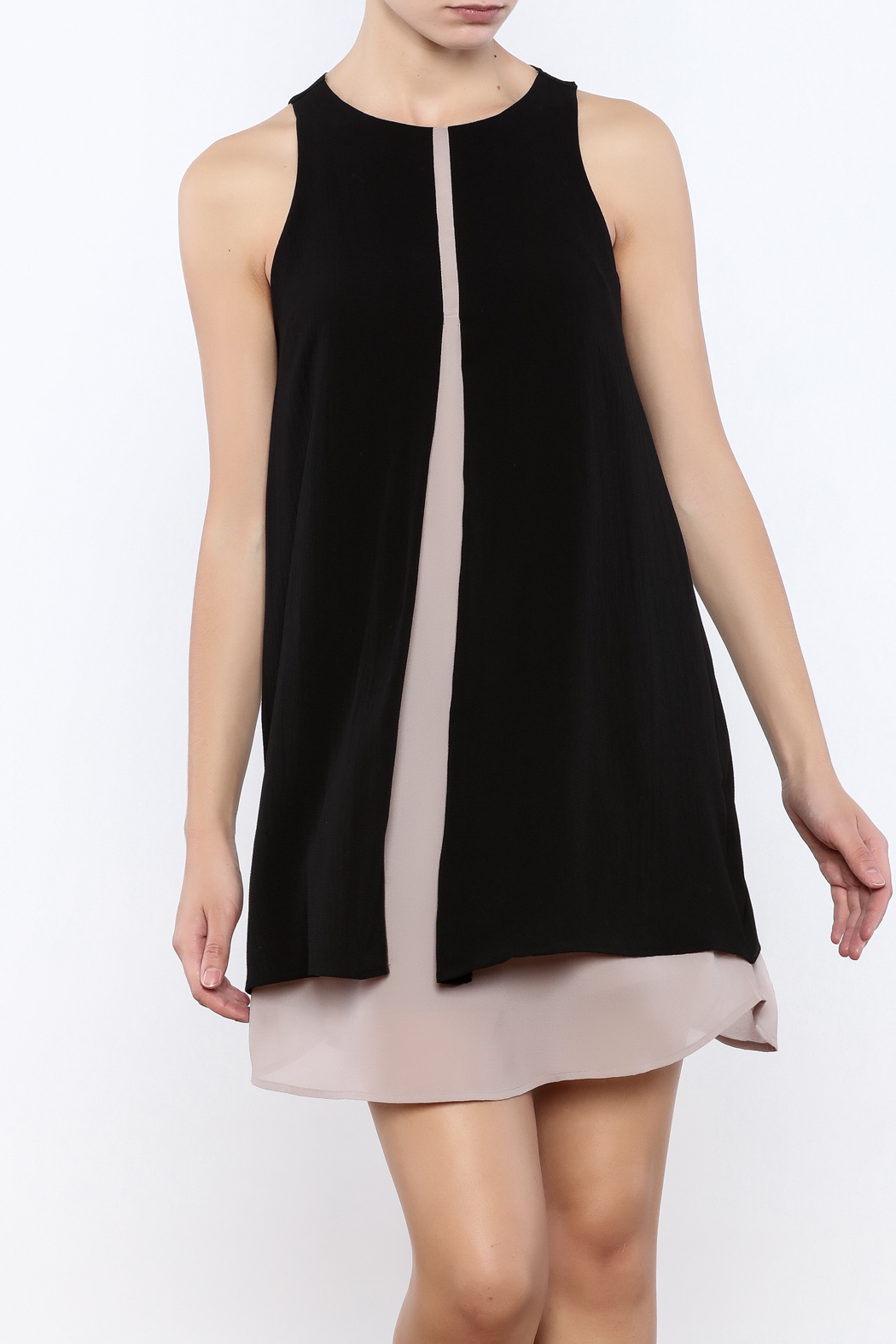 HYFVE Trapeze Dress - Front Cropped Image