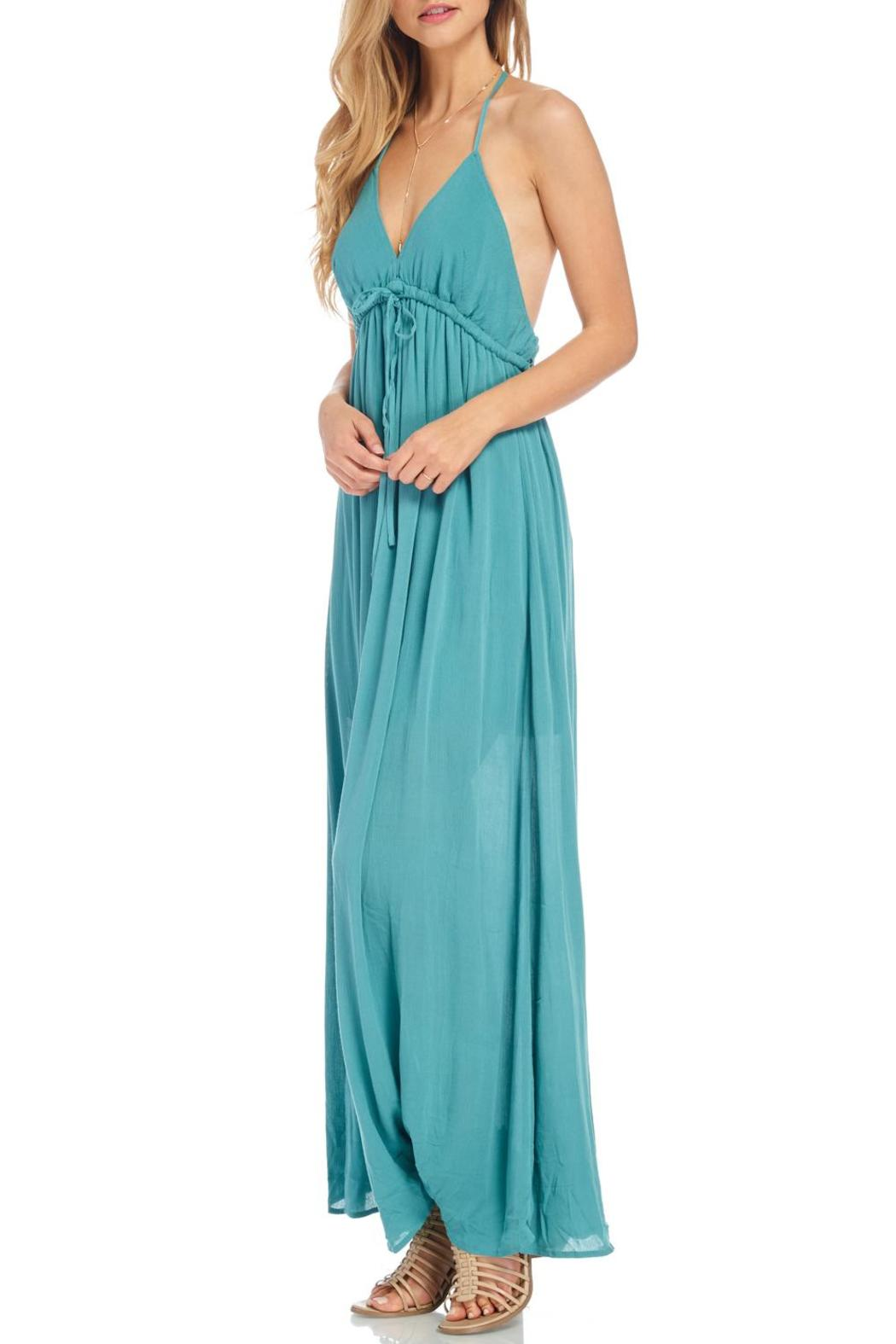 HYFVE Turquoise Maxi Dress from Wisconsin by Apricot Lane ...
