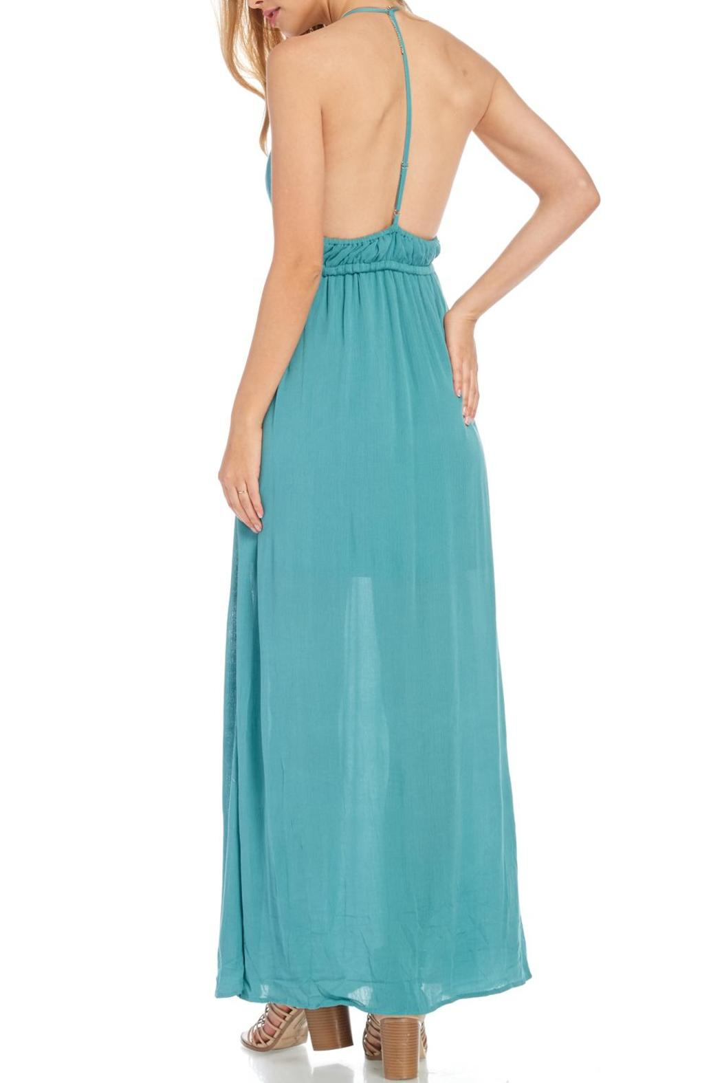 HYFVE Turquoise Maxi Dress from Nebraska by Apricot Lane - Omaha ...