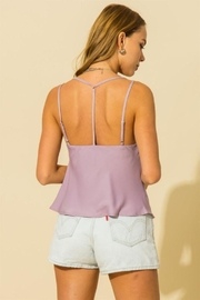 HYFVE Two Strap Cami Top - Front full body