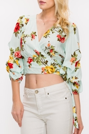 HYFVE V-Neck Crop Top - Product Mini Image