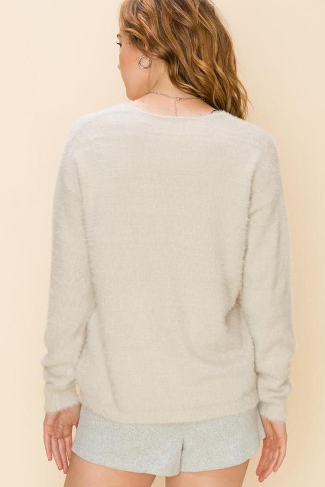 HYFVE Victory Sweater - Back Cropped Image