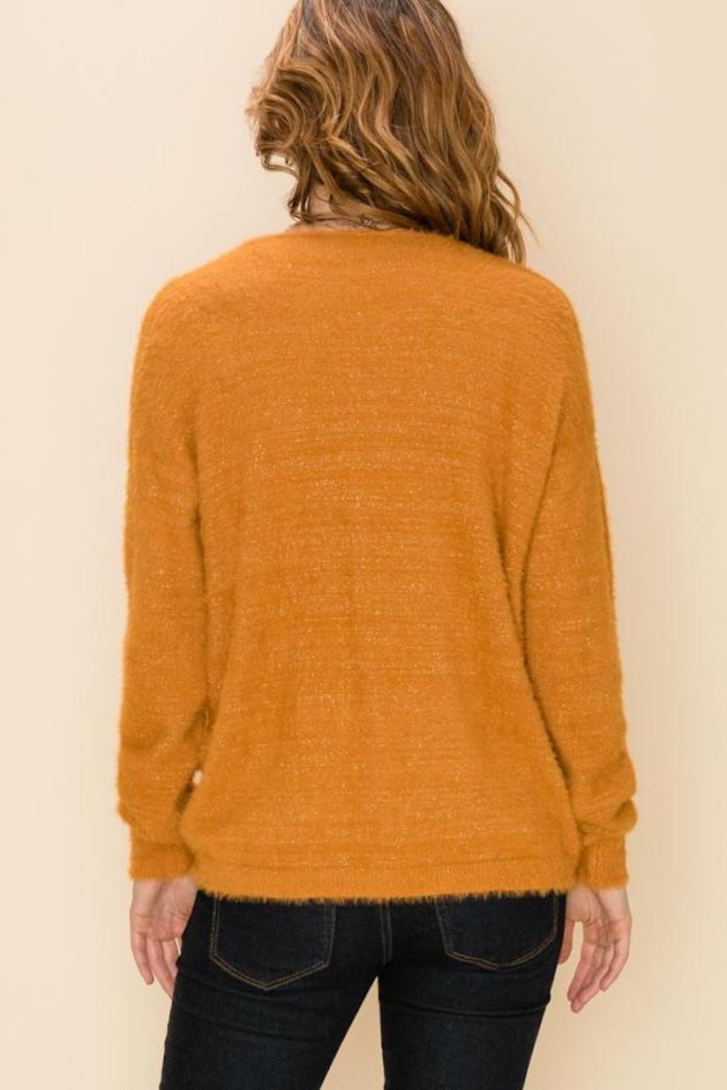 HYFVE Victory Sweater - Side Cropped Image