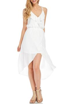 Shoptiques Product: White Asymmetrical Dress