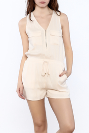 HYFVE Zip Up Romper - Product Mini Image