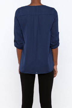 HYFVE Zipper Blouse - Alternate List Image